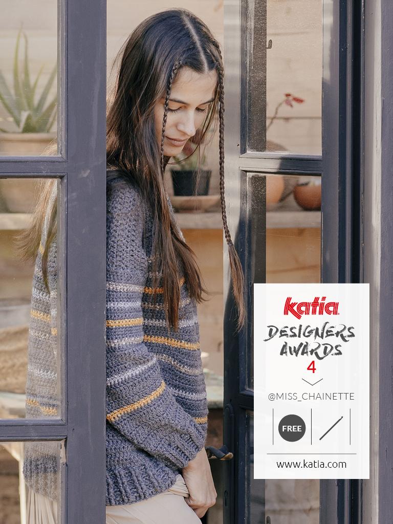 katia designers awards 4 gagnante María Jesús Alonso