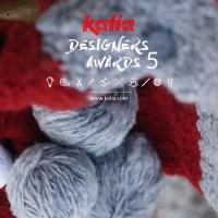 Lancez-vous dans la création de patrons grâce à Katia Designers Awards 5 ! Publiez votre patron dans un catalogue Katia et gagnez un lot de 300 € de laines