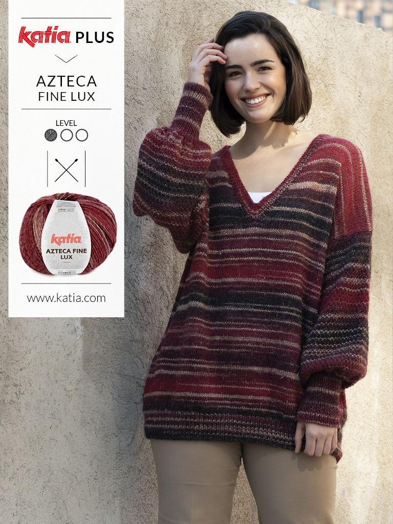 katia plus tricot grandes tailles 2