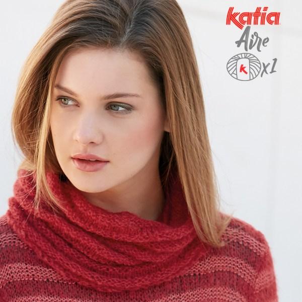 Avec 1 seule pelote Katia