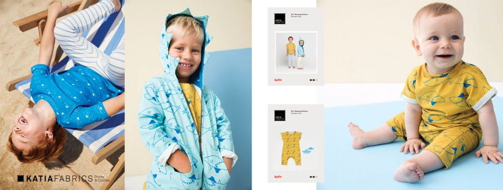 collection-tissus-katia-fabrics-printemps-ete-2019 caribbean