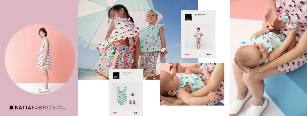 collection-tissus-katia-fabrics-printemps-ete-2019 always frida