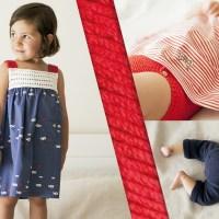 Uncinetto e tessuto o ferri e tessuto, scegli tu! Scopri i nuovi modelli Knit and Sew