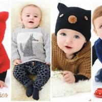 Katia Babystories: 28 eenvoudige ontwerpen om te leren hoe je babykleding moet breien