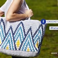 Hoe haak je een strandtas met Katia Washi? Doe mee aan onze nieuwe CAL!