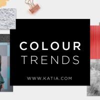 Ontdek de 7 nieuwe kleurentrends voor herfst/winter 2018/2019 met Concept by Katia garens