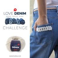 Love Denim Challenge: recycle oude spijkerbroeken en maak kans op een mooie prijs!