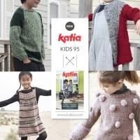 Ontdek 14 eenvoudige breipatronen voor kinderen zoals truien, vestjes, jurken en meer!