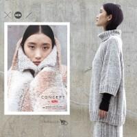 Brei een handmade garderobe met Katia Concept 11 magazine: 52 minimalistische patronen