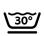 Lavable à la machine à 30º Essorage court