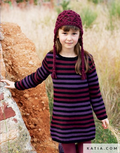 robe enfant automne hiver