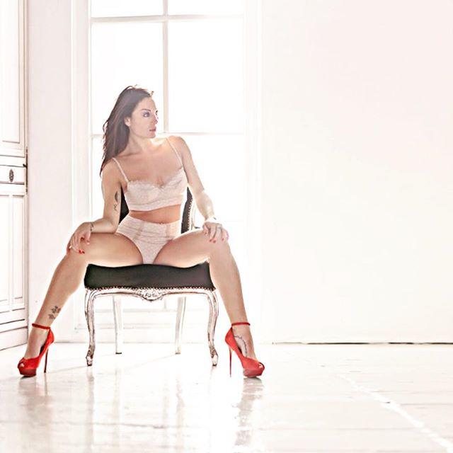 Katia Ferrante: Le foto sexy della blogger de L'arte della seduzione
