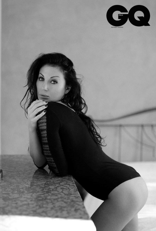 GQ ITALIA- Katia Ferrante
