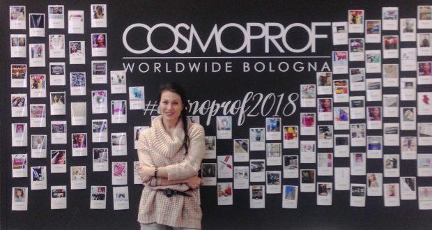 Cosmoprof 2018 Katia Ferrante