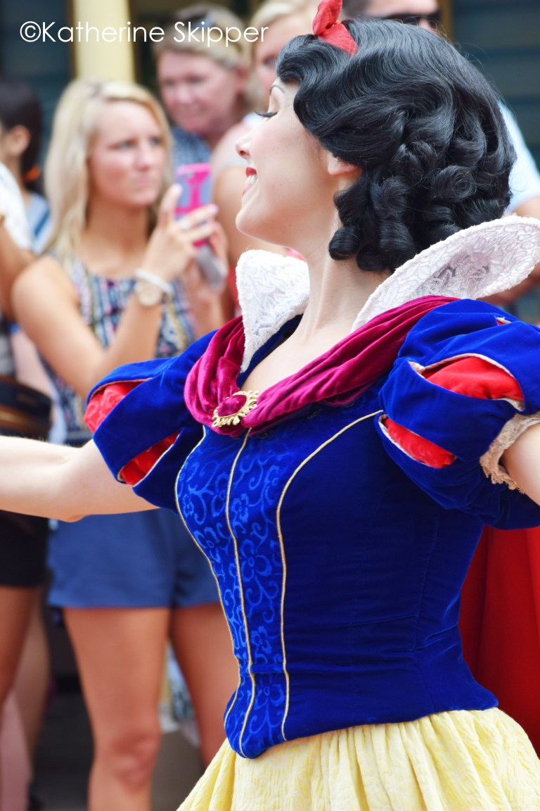 Snow White, Magic Kingdom, Festival of Fantasy