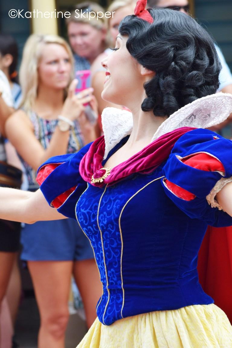 Snow White, Magic Kingdom, Festival of Fantasy