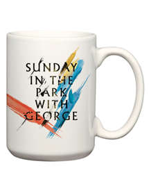 Sunday in the Park with George mug