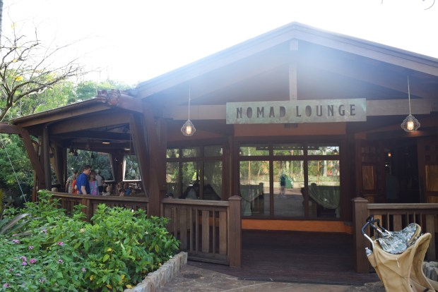 Nomad Lounge - Disney Animal Kingdom