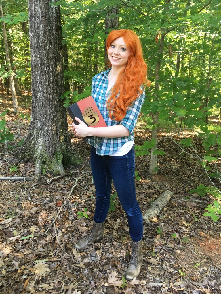 Gravity Falls Wendy Cosplay
