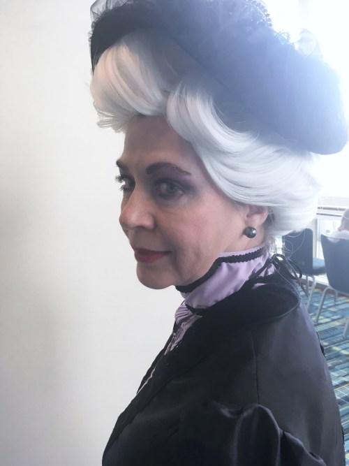 Victorian Ursula Cosplay Wig