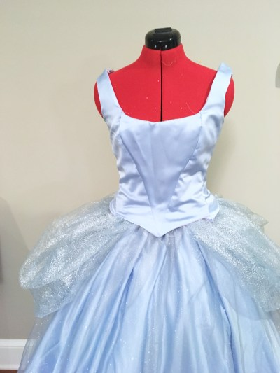 Disney Cinderella Cosplay