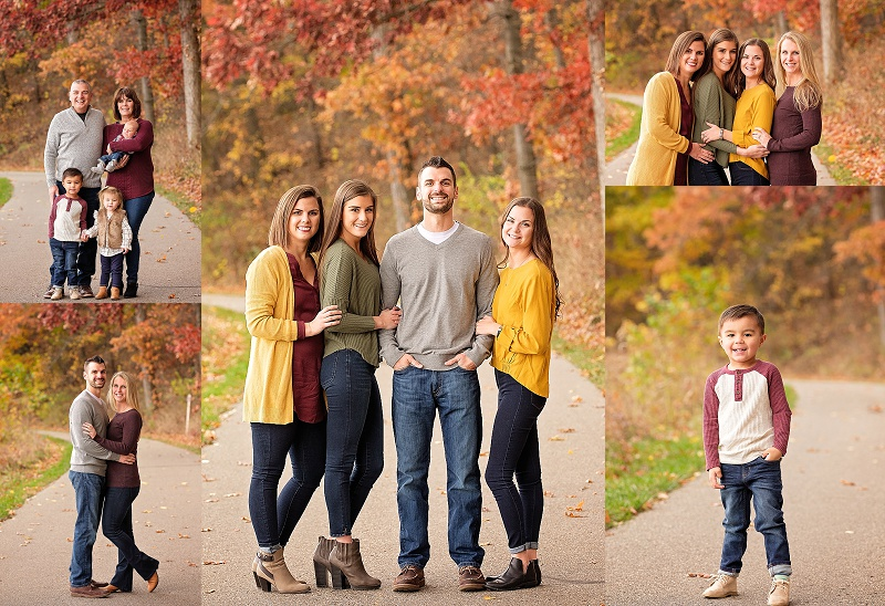 Milford Extended Family Photography session