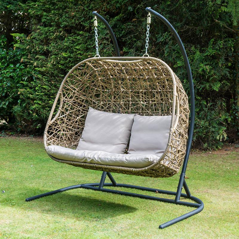 Seville Double Egg Chair