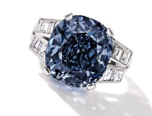 The Shirley Temple Blue 9.54ct Diamond