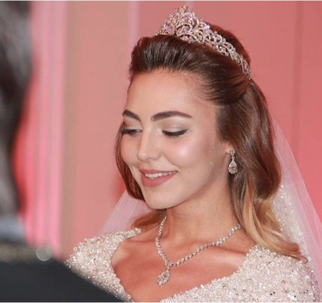 Khadija Uzhakhovs over the top billion dollar wedding