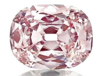A Spectacular Pink Diamond