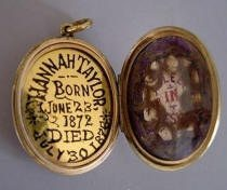 Victorian Mourning Jewelry: Macabre Or Just Love?