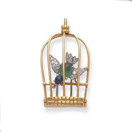 Retro Modern Cartier_Bird_in_a_Cage