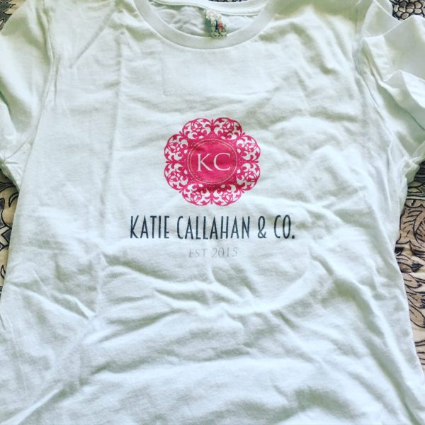 KC&Co. Logo Women's T-Shirt