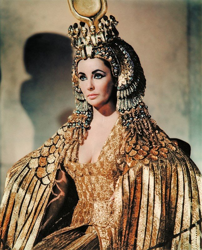 Famous Jewelry In The Movies, Vol. 10: Cleopatra