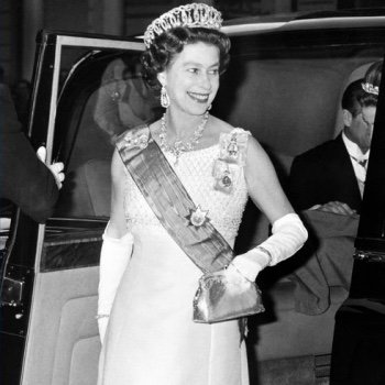 The Grand Duchess Vladimir Tiara Queen Elizabeth