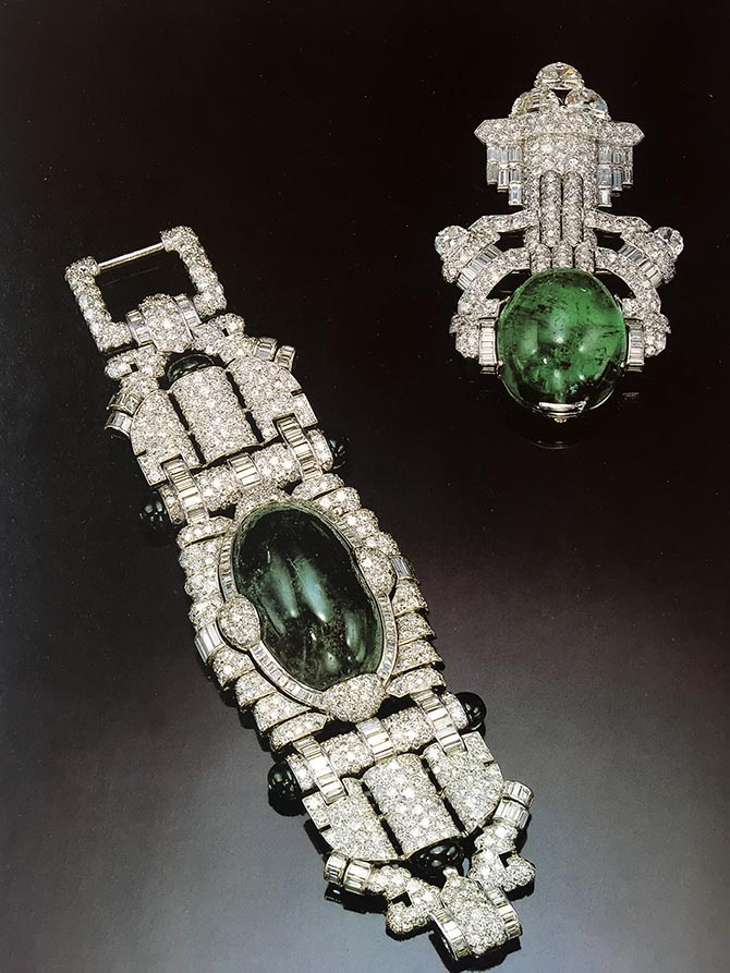 Great Jewelry Collectors: Marlene Dietrich