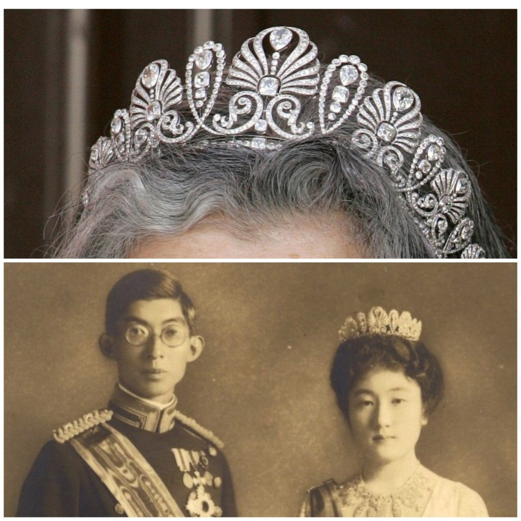 The Tiaras of Imperial Japan