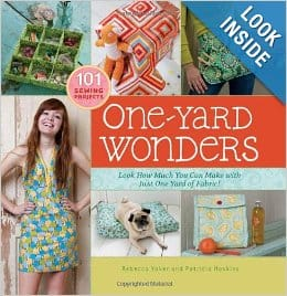 One-Yard Wonders by Rebecca Yaker and Patricia Hoskins