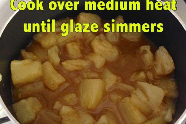 Mom's Ham Glaze Recipe on Katie Crafts; https://www.katiecrafts.com