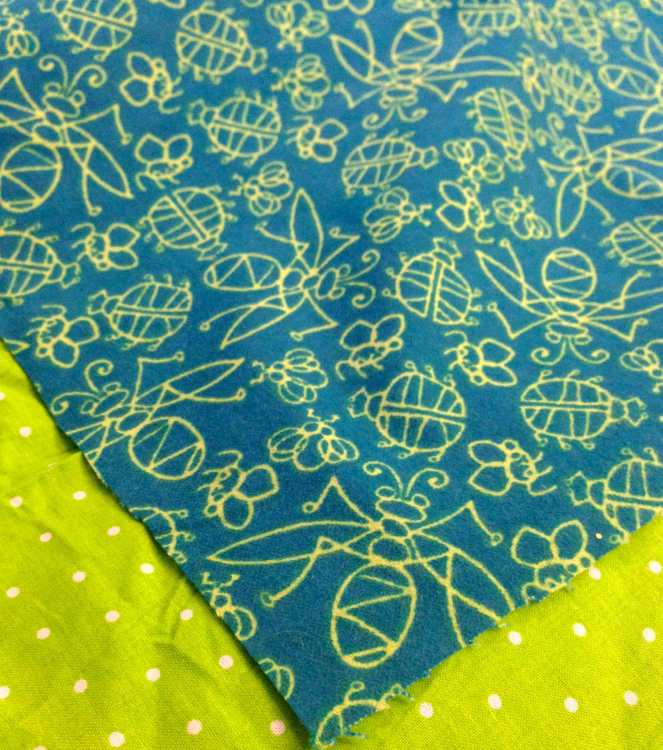 DIY Baby Play Mat with Tags Tutorial on Katie Crafts; http://www.katiecrafts.com