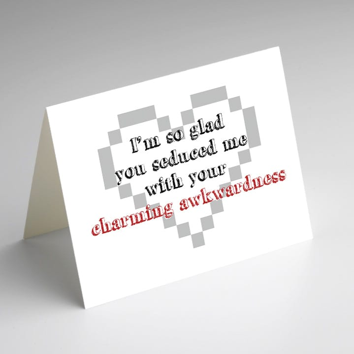Freebie Friday: 5 Printable Valentine's Cards made by Katie Crafts; http://www.katiecrafts.com