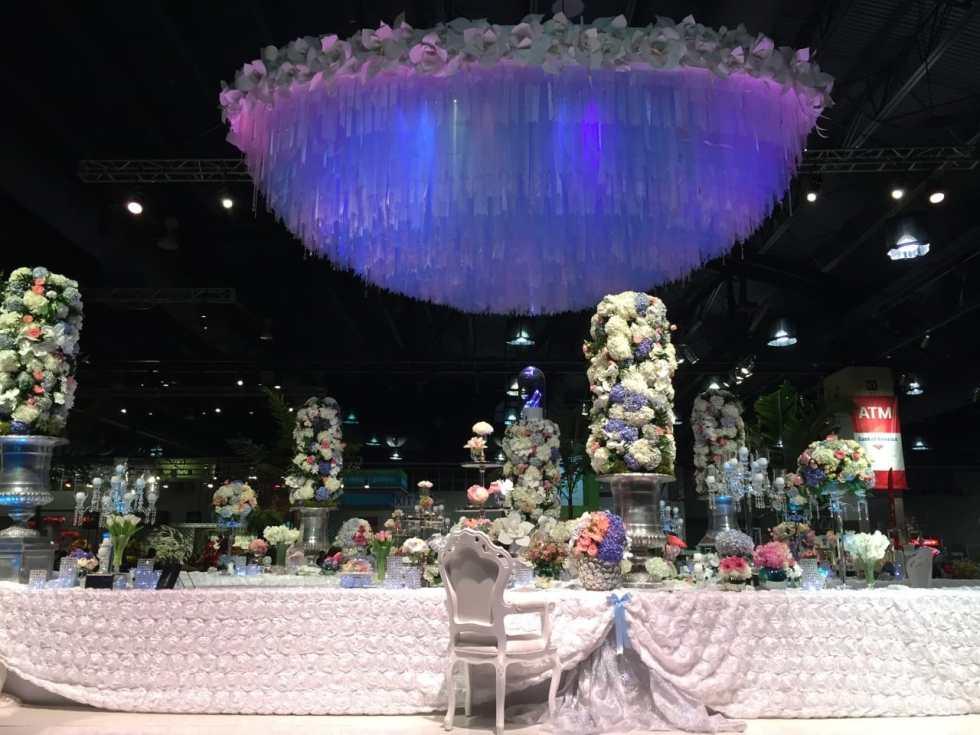 Philly Flower Show 2015 Recap by Katie Crafts; http://www.katiecrafts.com