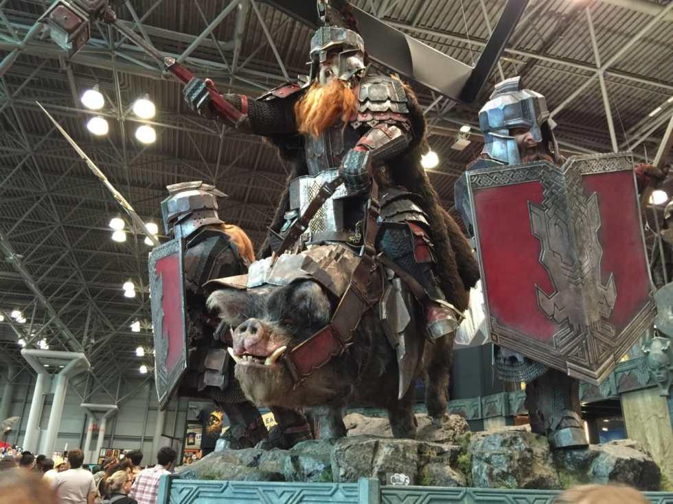 New York Comic Con 2015 Recap on Katie Crafts; http://www.katiecrafts.com