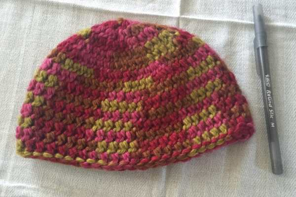 Crocheted Baby Hat Giveaway by Katie Crafts; https://www.katiecrafts.com