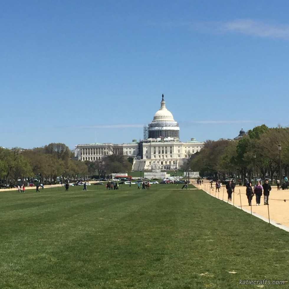 Washington D.C. Photo Recap! on Katie Crafts; http://www.katiecrafts.com