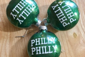 Philly Philly Ornaments by Katie Crafts; https://www.katiecrafts.com