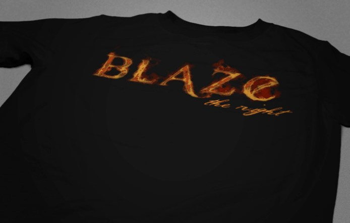 blaze the night 2012