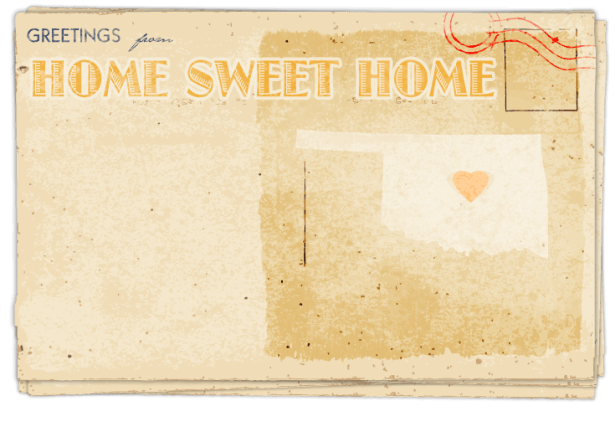Postcard – Oklahoma