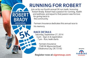 Robert Brady 2014 ad