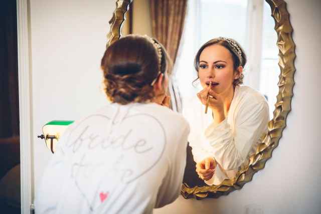 stacey's intimate lake district wedding - katie dale